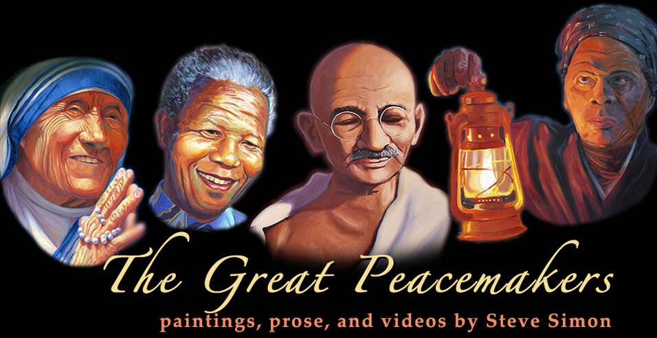 The Great Peacemakers: Bending the Arc of the Moral Universe