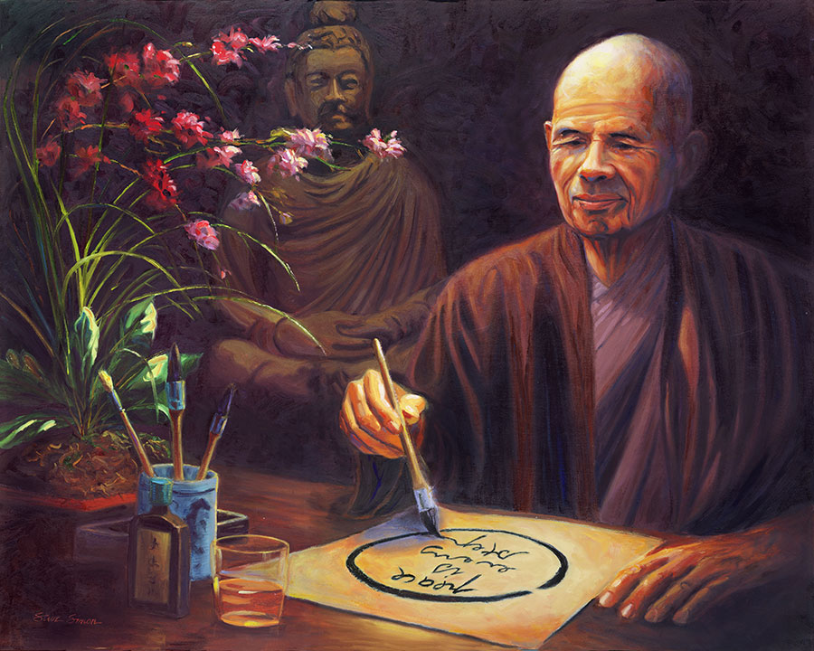 Thich Nhat Hanh - The Great Peacemakers
